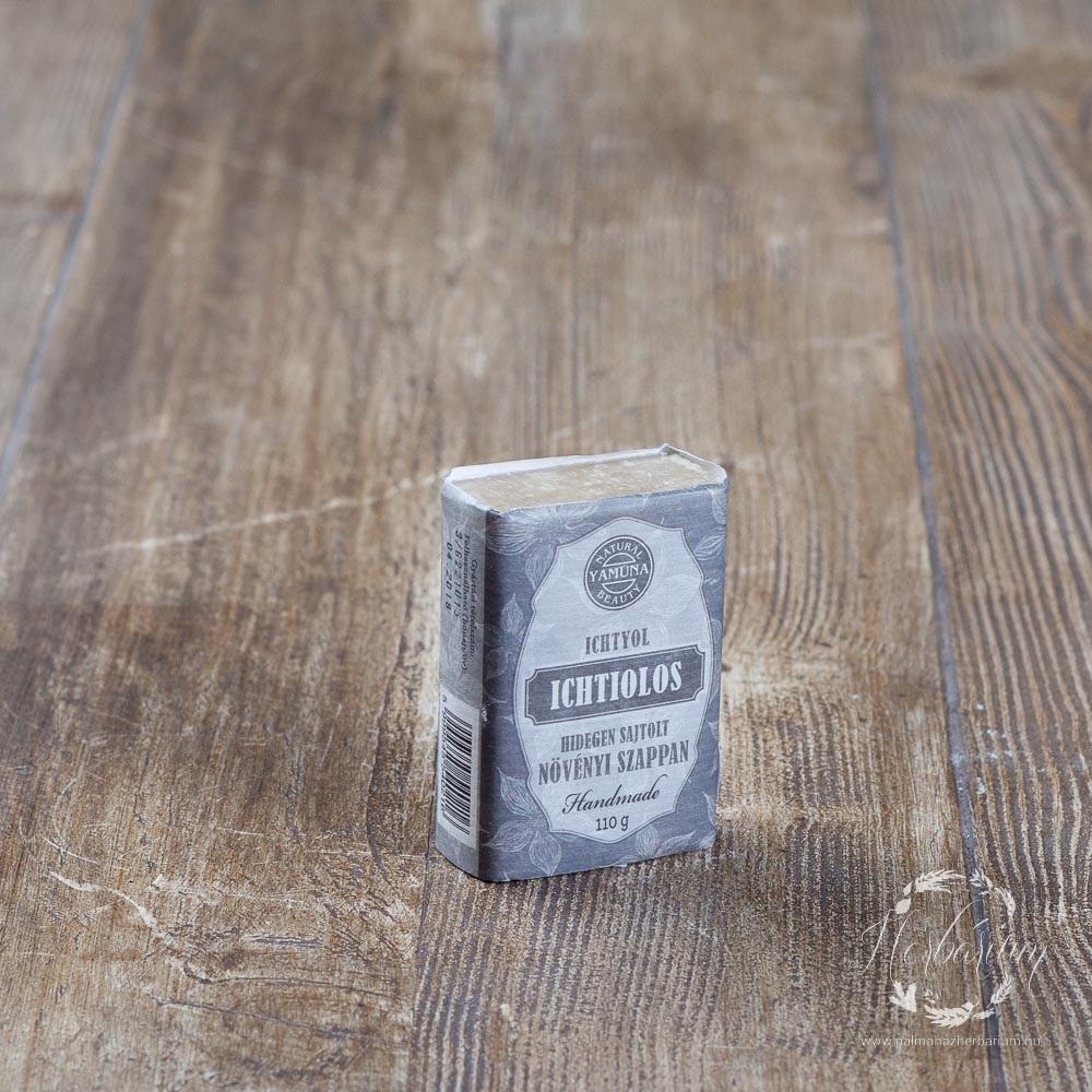 Hidegen sajtolt szappan ichtiol 110g