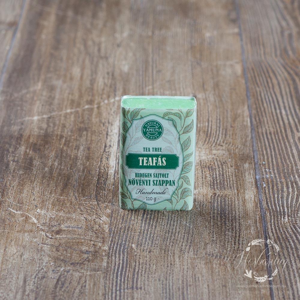Hidegen sajtolt szappan teafás 110g