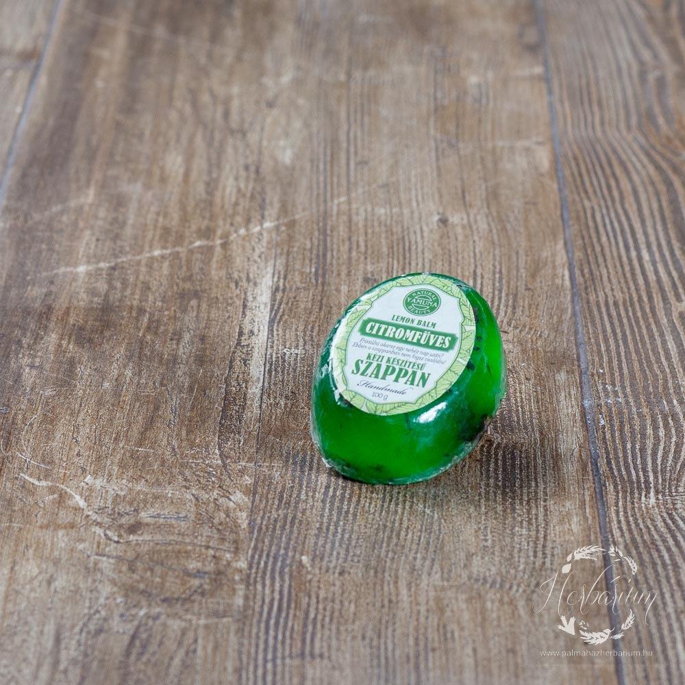 Glicerines szappan citromfüves 100g