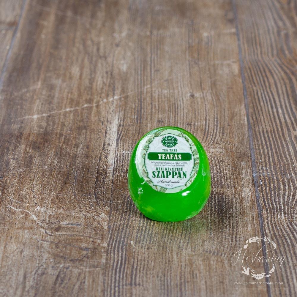 Glicerines szappan teafás 100g