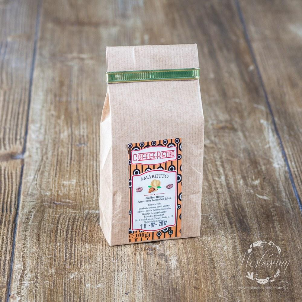 Kávé Amaretto Szemes 100g
