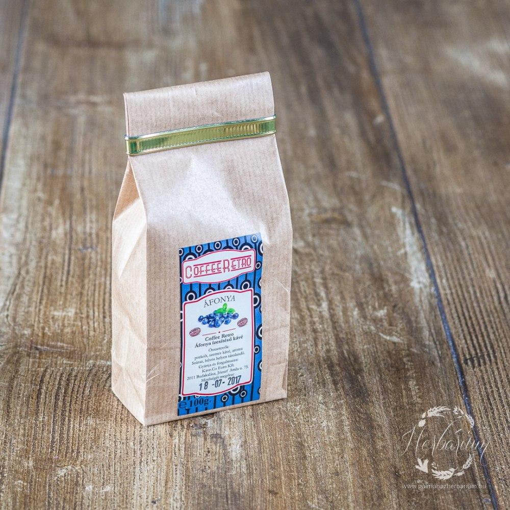 Kávé Áfonya Szemes 100g