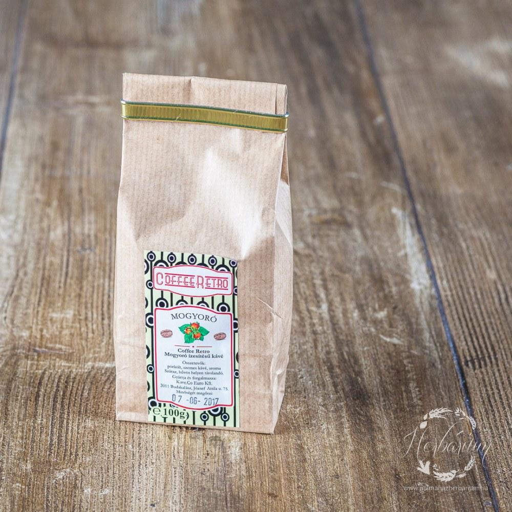 Kávé Mogyoró Szemes 100g