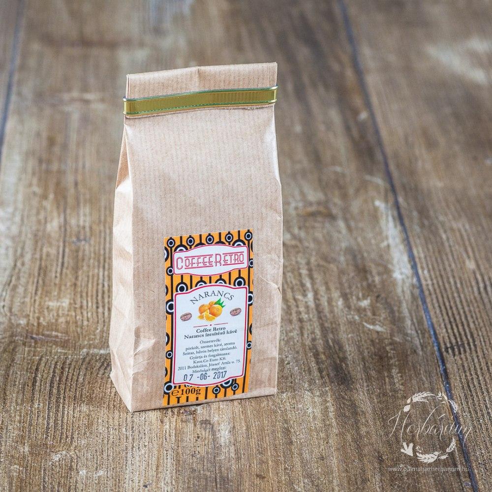 Kávé Narancs Szemes 100g