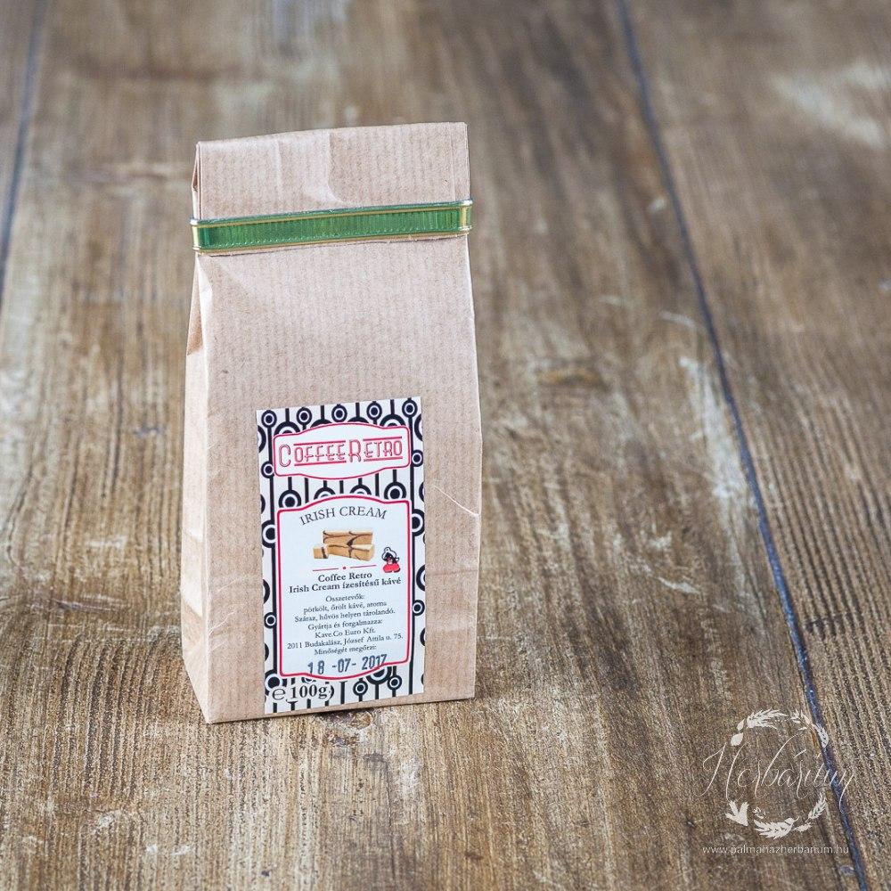 Kávé Irish Cream Őrölt 100g