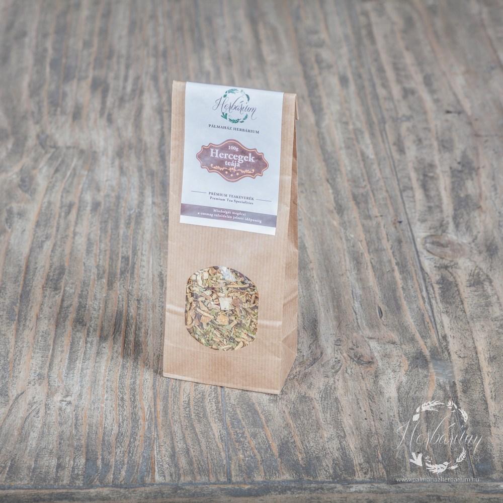 Herbárium Hercegek Teája teakeverék 100g